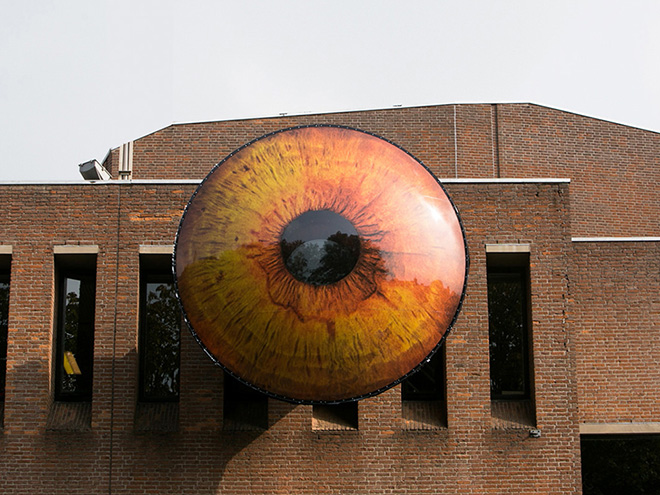 EYE – Art installation for the city