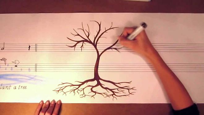 Music Painting, Lacrime di Giulietta