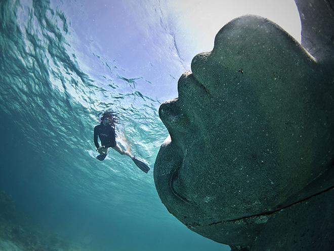 Jason deCaires Taylor – Ocean Atlas