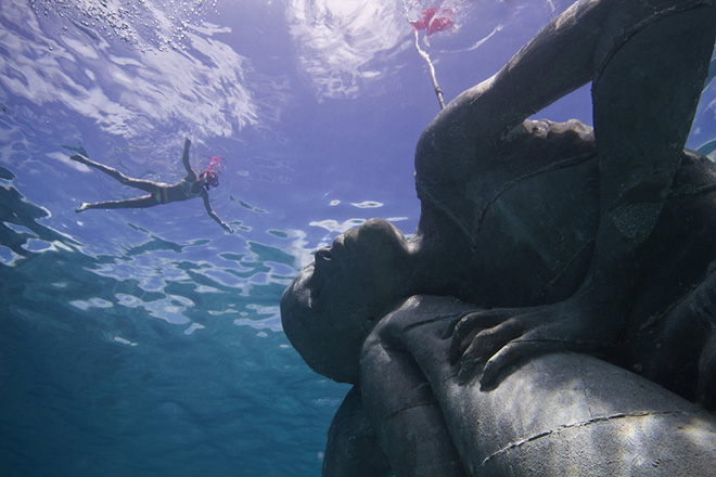 Jason deCaires Taylor - Ocean Atlas