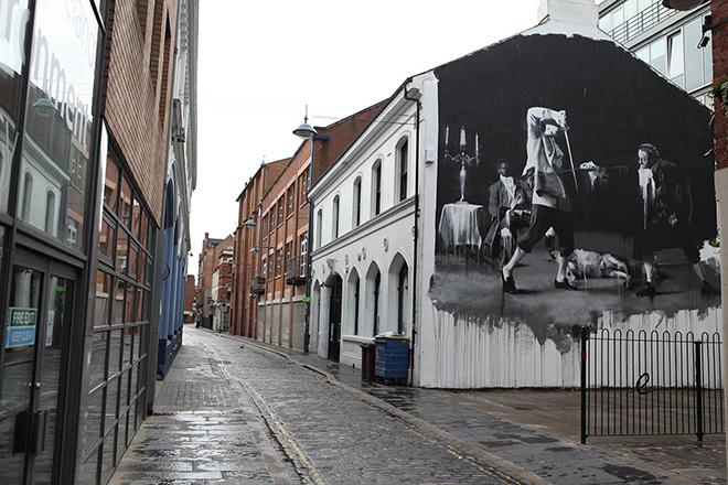 Conor Harrington - The Duel of Belfast, 2012. Photo credit: Ryan Loney