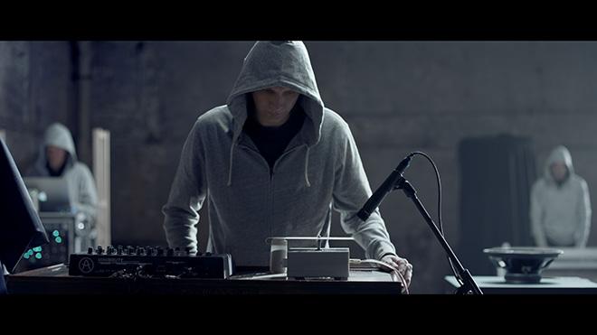 Nigel Stanford – Cymatics