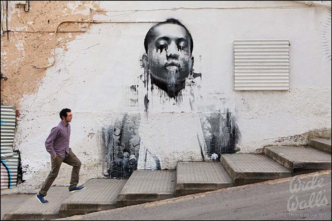 Conor Harrington - Mallorca, Spain 2013. Photo credit: Ian Cox