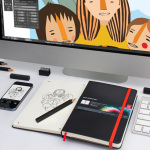 Moleskine smart notebook CC