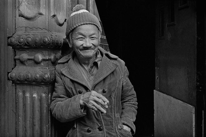 Bud Glick - NYC's Chinatown in the 1980s