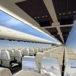 Windowless plane – The future of flight