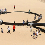 Sculpture by the sea – Outdoor exhibition