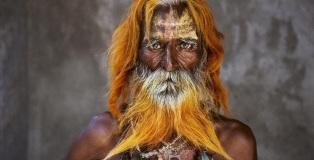 Steve McCurry - Oltre lo sguardo, Exhibition - Un uomo anziano della tribù Rabari, Rajasthan, 2010