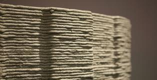 Il futuro delle costruzioni - Stampare il cemento, Skanska and Loughborough University