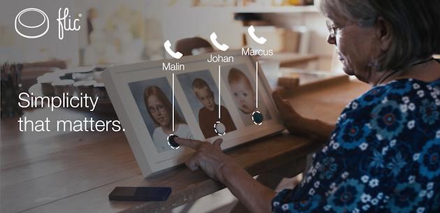 Smart wireless button, simplicity that matters