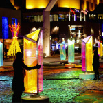 Prismatica – Light installation in Montreal