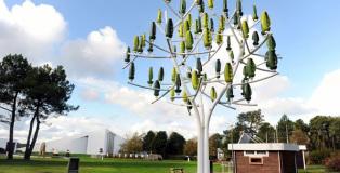 L'Arbre à Vent® - L'albero che produce energia