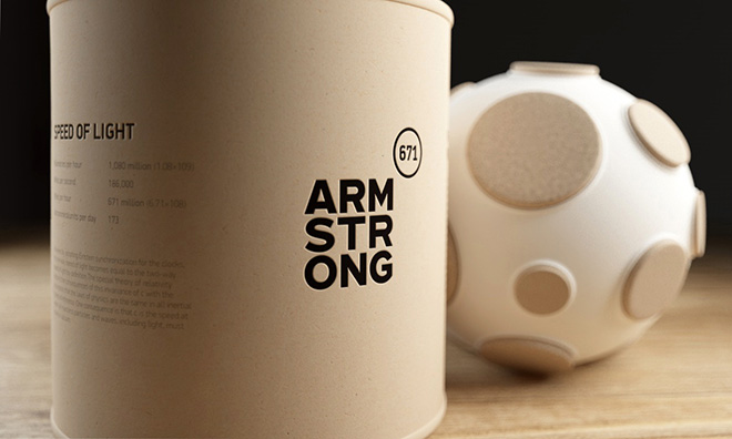 Armstrong - Light trap by Bolimond & Ali