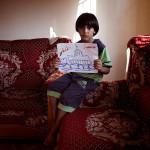 Il futuro nei disegni dei bambini di Gaza
