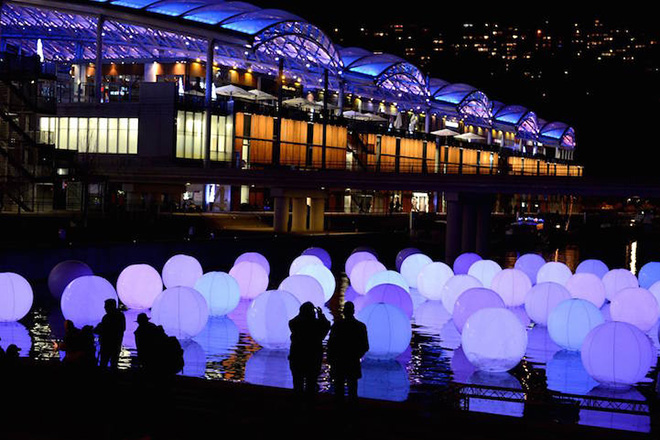 Festival of Lights in Lyon - Light me up by F2C Photo by Muriel Chaulet