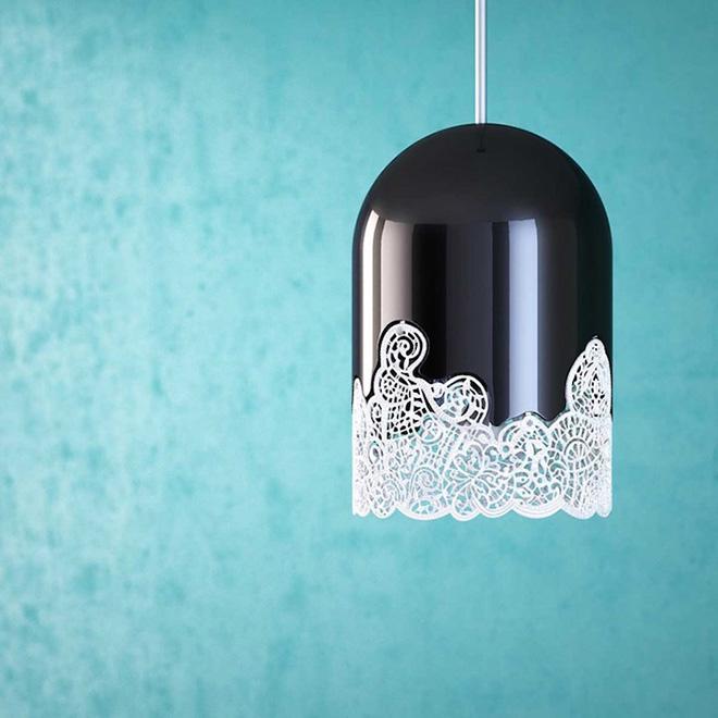 3D Printed Lacelamps – La lampada che arreda