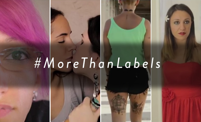 More than labels – Guardare oltre