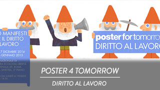 Poster for Tomorrow 2014 - Work Right!