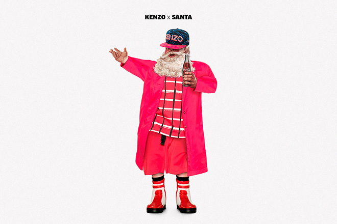 Designers x Santa,  by Joint London