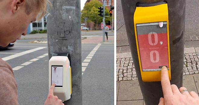 Actiwait (Street Pong) – L'attesa creativa al semaforo