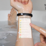 The Cicret Bracelet – Like a tablet but on your skin