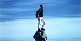 Walter Bonatti - Fotografie dai grandi spazi. Isola di Pasqua, Cile. Novembre 1969, ©Walter Bonatti/Contrasto
