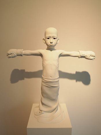 Hyun Soo Kim - Sculpture