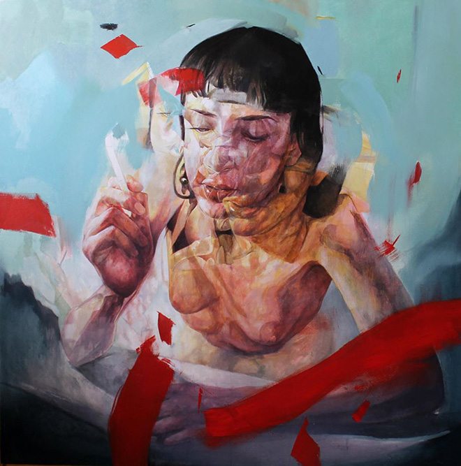 Benjamin Garcia – Paintings