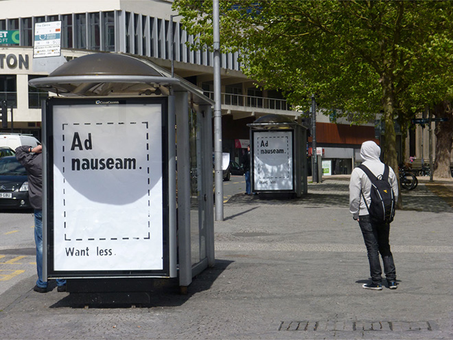 Brandalism – L' arte di sovvertire la pubblicità