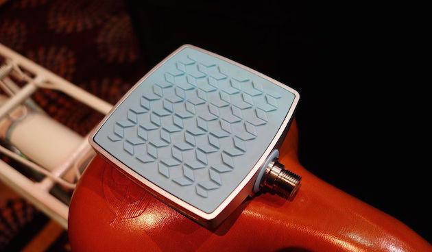 Il pedale smart antifurto