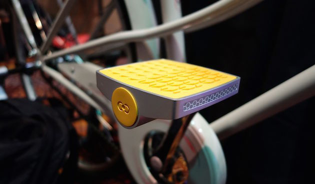 Connected Cycle - Il pedale smart antifurto