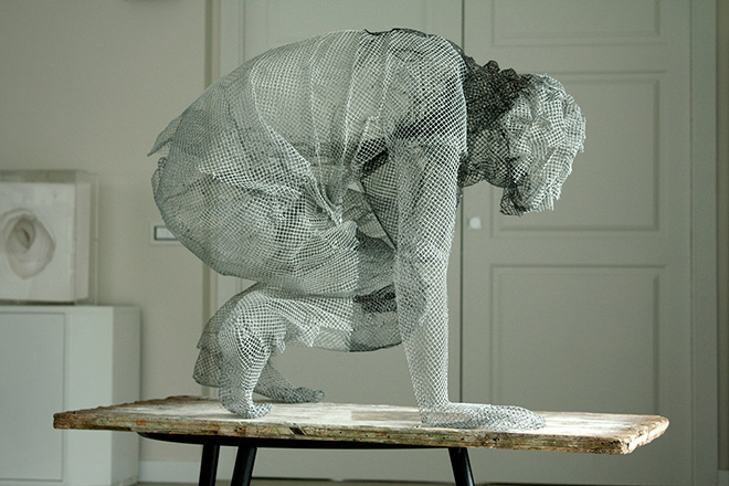 Edoardo Tresoldi – Sculture trasparenti