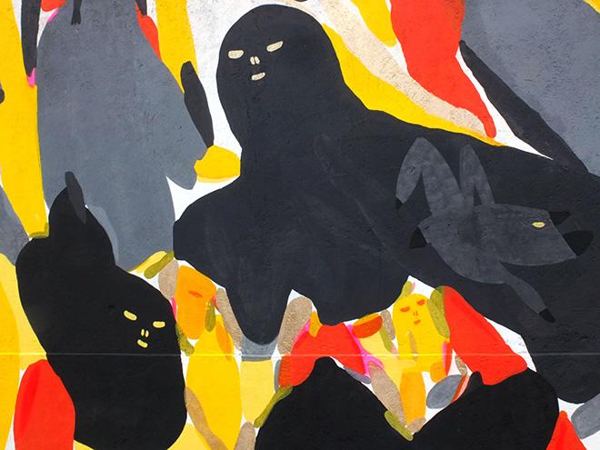 7Fragments, Grauen studio