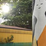 Giorgio Bartocci – Wall painting, 7Fragments