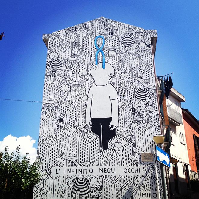 Millo – Street art