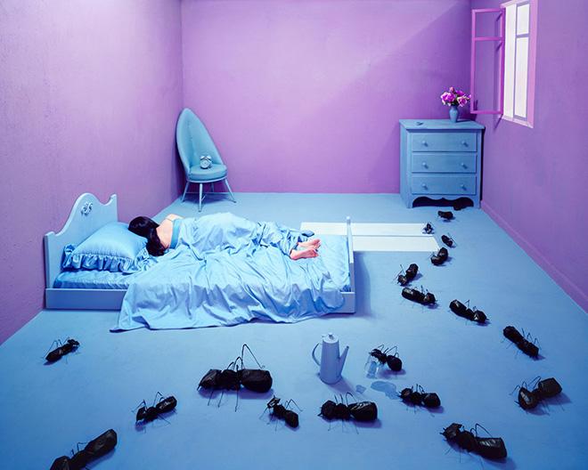 Oversleeping - Stage of mind