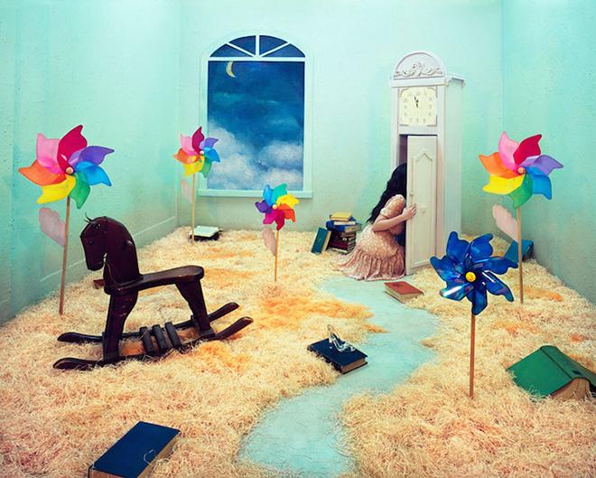 Childhood, 2009 - Stage of mind