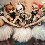 Miss Van – Street art & paintings