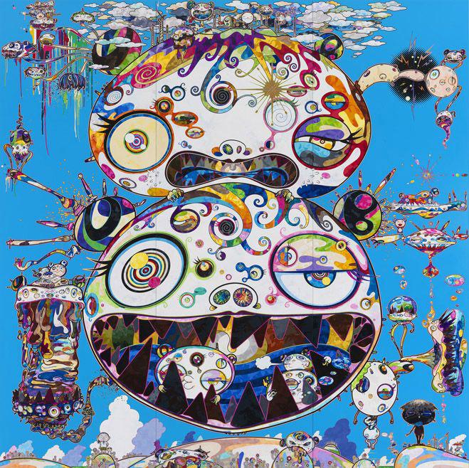 Takashi Murakami – Gagosian Gallery NYC