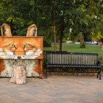 Luke Jerram – Street Pianos: Play me, I'm yours