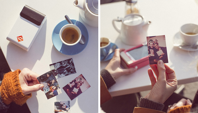 Prynt - Instant camera case for iPhone and Android