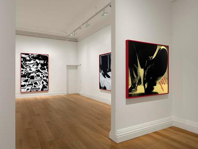 Barbara Kruger – Early works