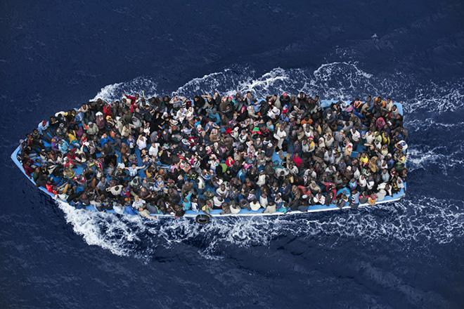 Massimo Sestini - Rescue operation - World Press Photo of the year 2014