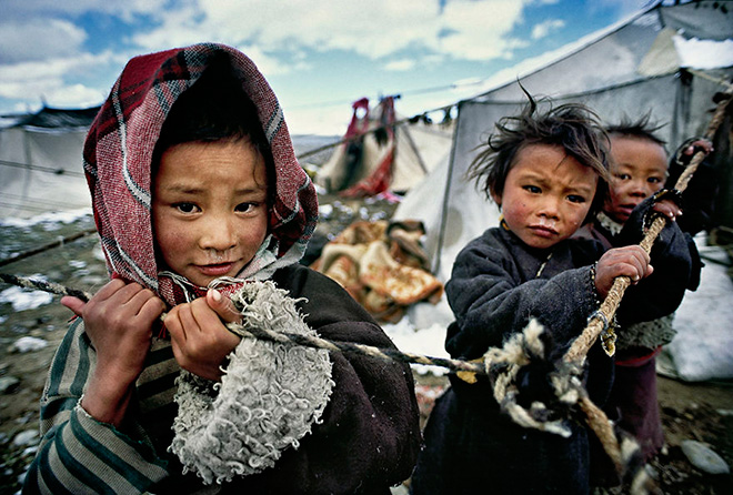 Matjaz Krivic - Urbanistan - Darchen Tibet China