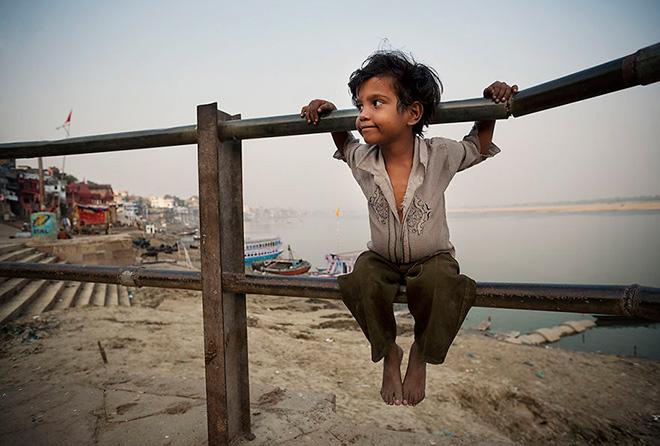 Matjaz Krivic - Urbanistan - Varanasi India