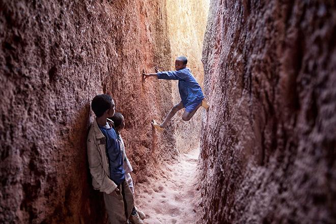 Matjaz Krivic - Urbanistan - Lalibela Ethiopia