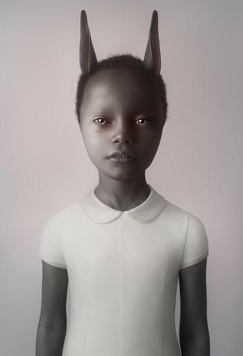 Oleg Dou - Cubs, Rabbit, 2010