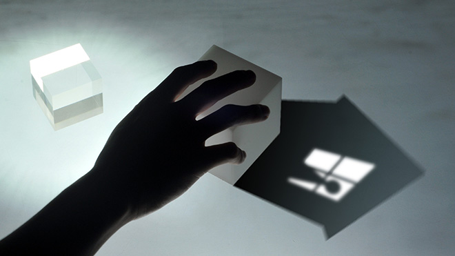 THE FUTURE IS NOW - MAXXI, MOON - Joon Augmented Shadow, 2008