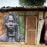 YZ – AMAZONE, street art