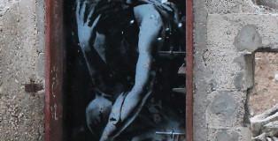 Banksy - Scorribande a Gaza